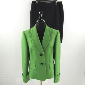 Tahair Skirt Suit Work Career